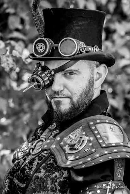 Steam Punk Convention - Fond-de-Gras - Differdange - 24.09.2016 © claude piscitelli